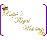 Logo, Ralph's Regal Weddings
